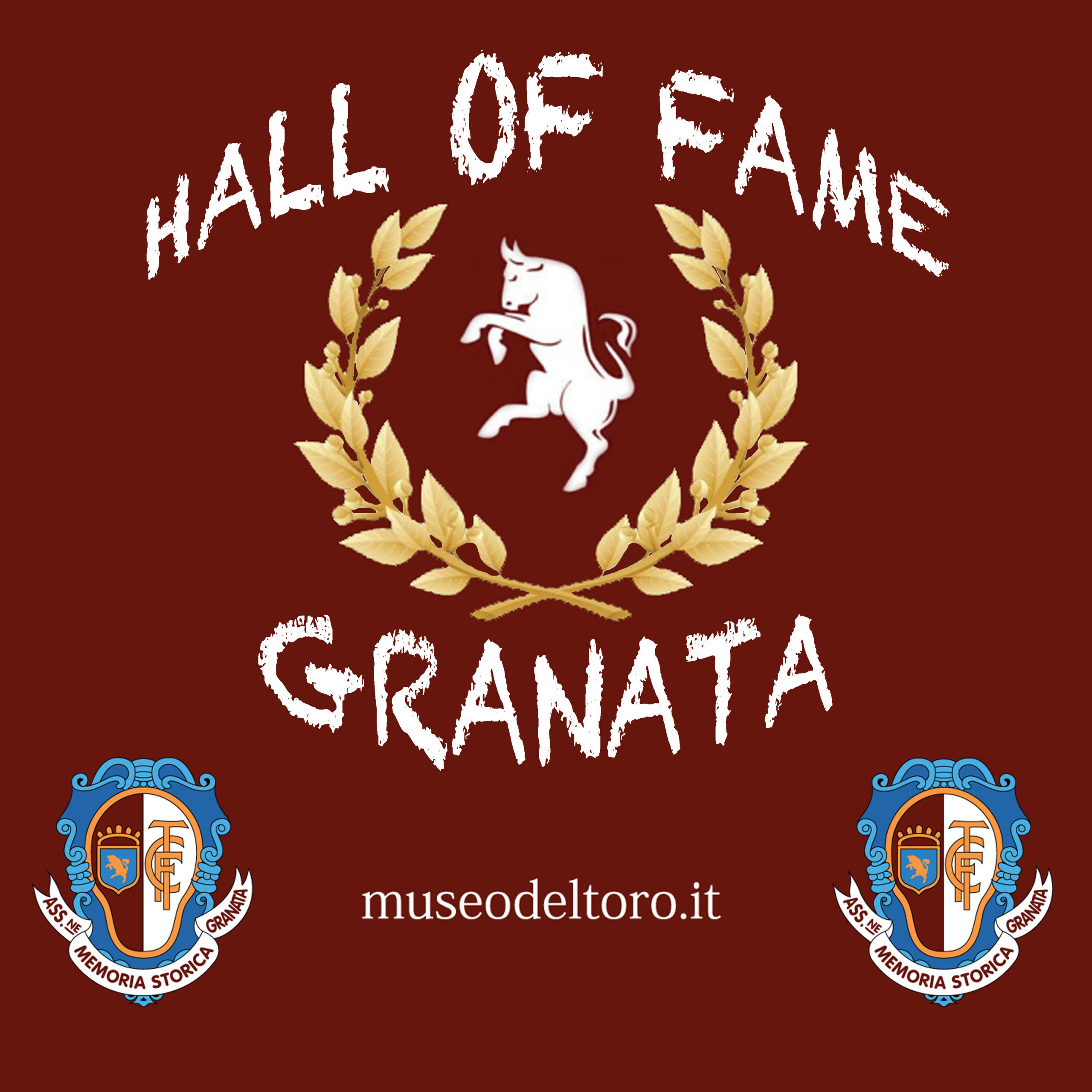 HALL OF FAME GRANATA 2016