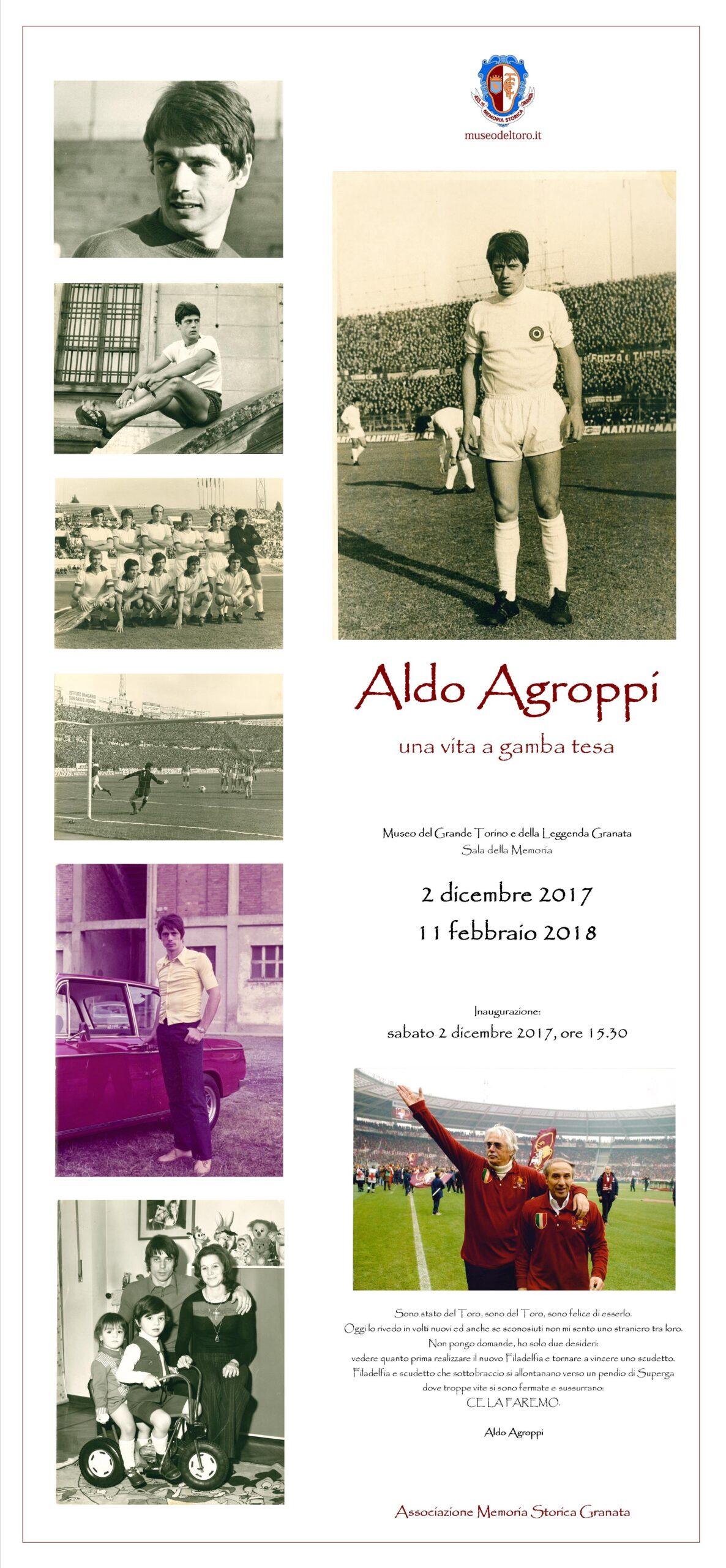 HALL OF FAME 2017 + MOSTRA AGROPPI