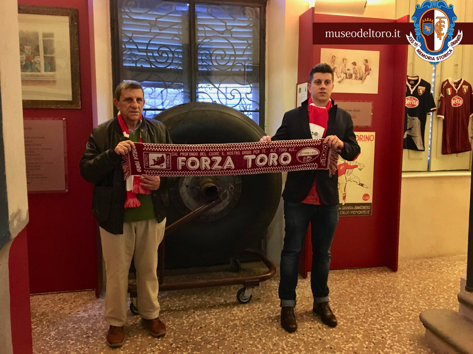 """LOS 50"" DELL'ATLETICO MADRID IN VISITA AL MUSEO DEL TORO"
