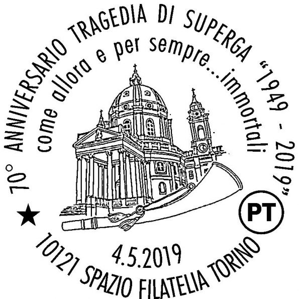 annullo speciale a Torino