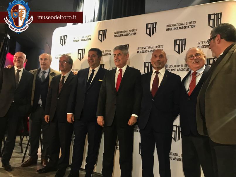 IL MUSEO DEL GRANDE TORINO TRA I SOCI FONDATORI DELL'ISMA