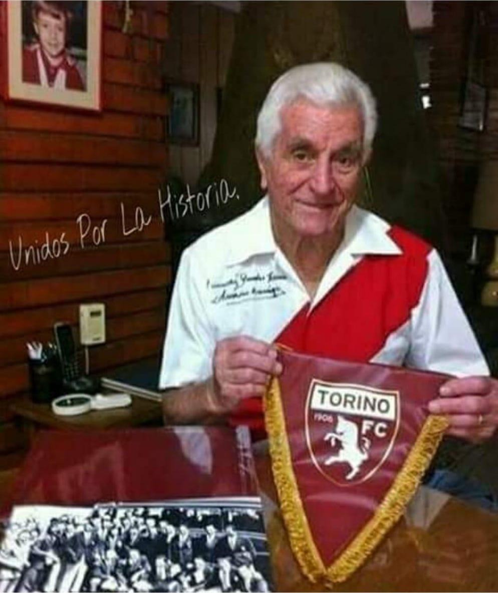 E' mancato Amadeo Carrizo, una leggenda del River che onoro' il Grande Torino.