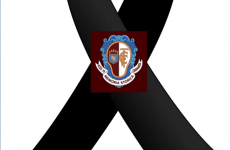 Lutto nel mondo granata: è mancata Cristina Ossola.