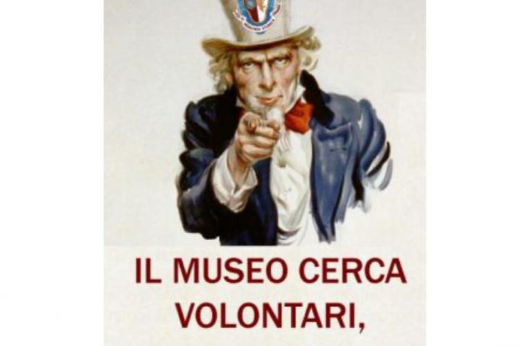 Vuoi diventare un volontario Museale?